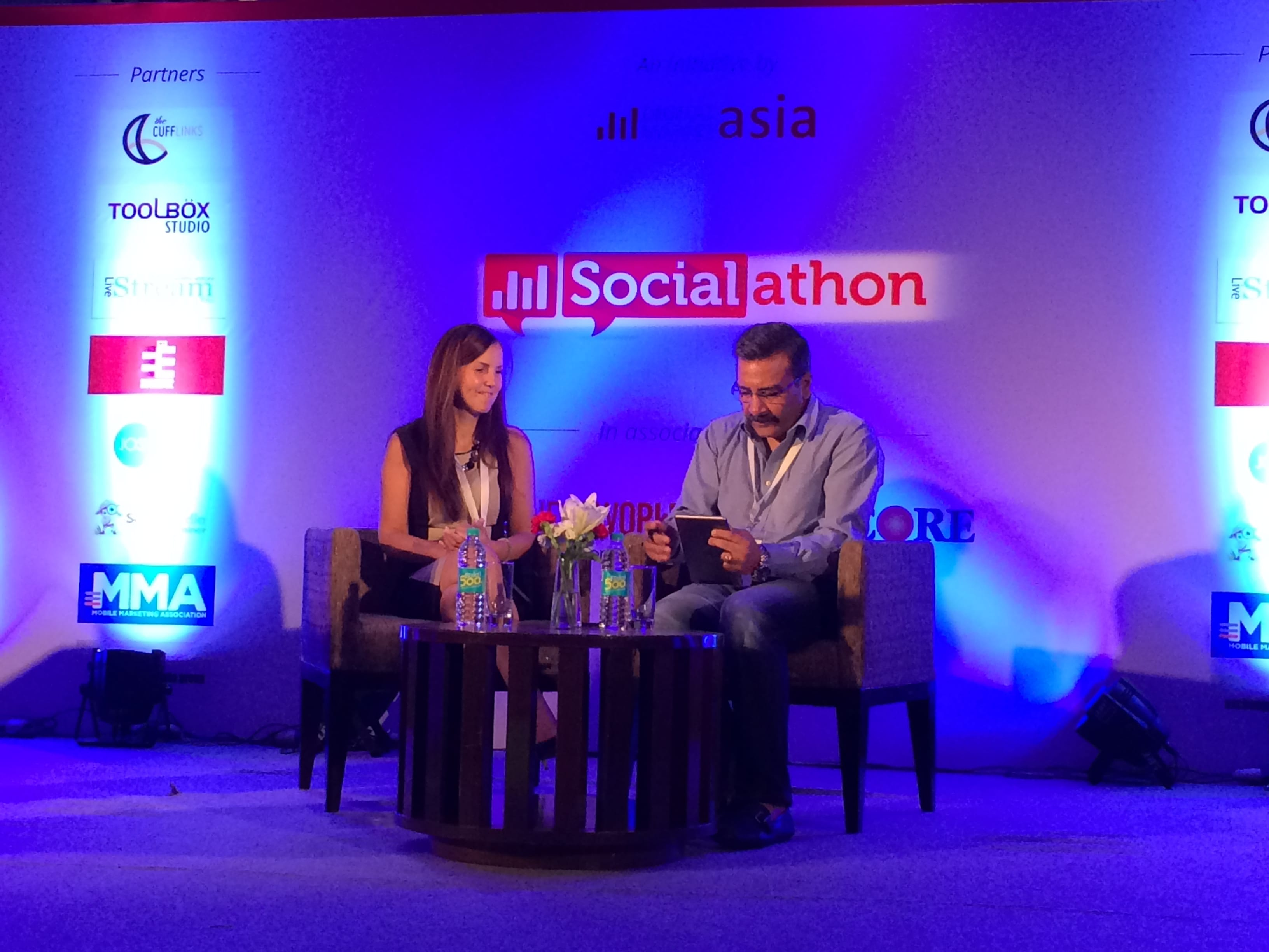 Socialathon, social media strategy