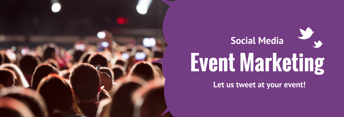 Soclal Media Event Marketing