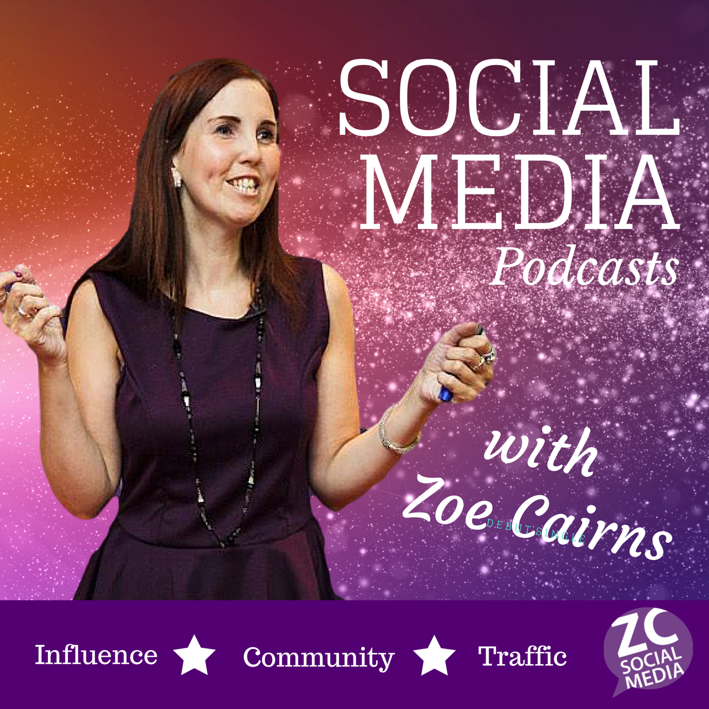 zc social media podcast