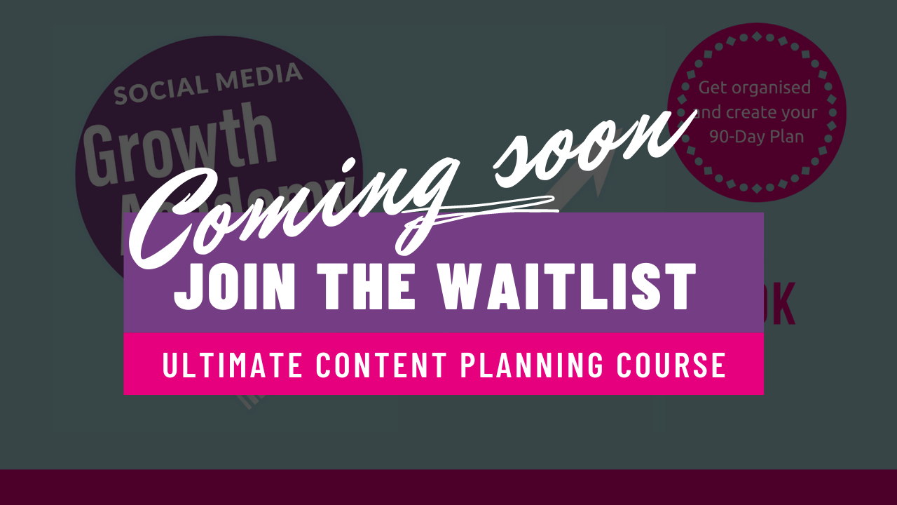 Content Planning Course Thumbnail