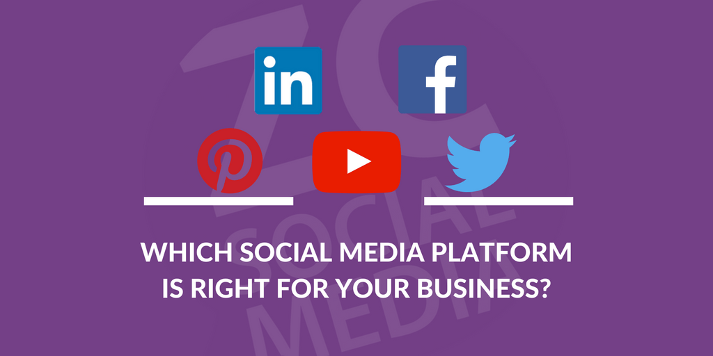 which social media platform is right for your business